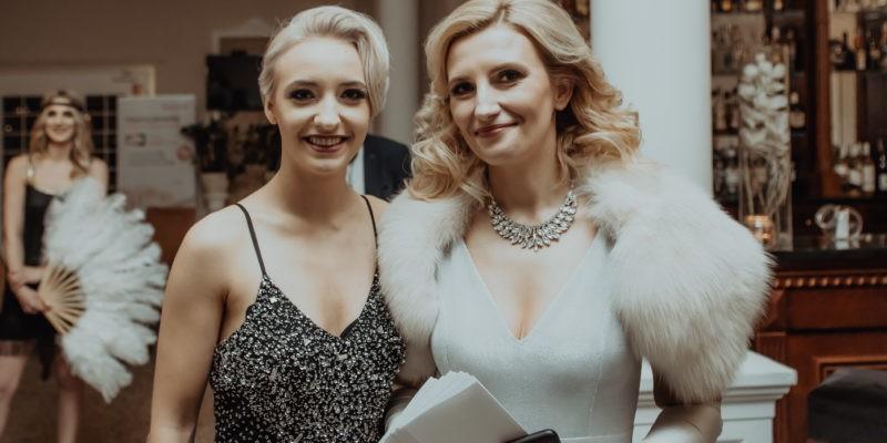 Galę zorganizowały Agnieszka Budner i Natalia Budner!