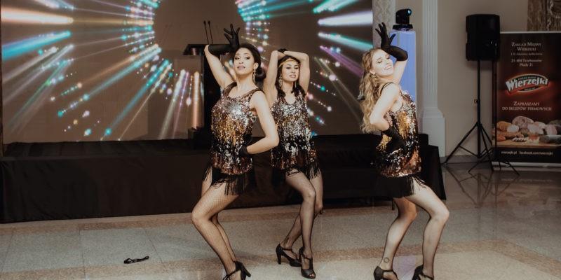 Tancerki Carnival Stars – Samba Show & More w akcji!