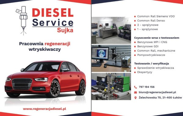 Diesel Service Sujka