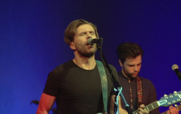 Koncert zespołu Limboski w ŁOK'u