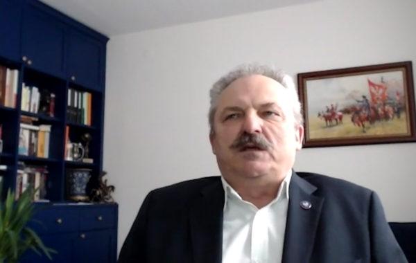 Prezydent 2020: Marek Jakubiak