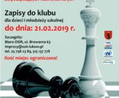 Nauka gry w szachy i warcaby